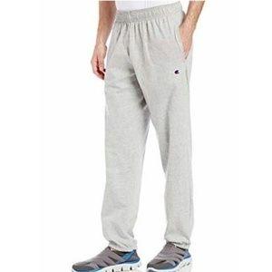 Mens Grey Champion Pant Grey Size Small NEW NWT